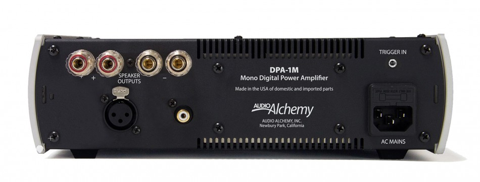 Audio Alchemy DPA-1M