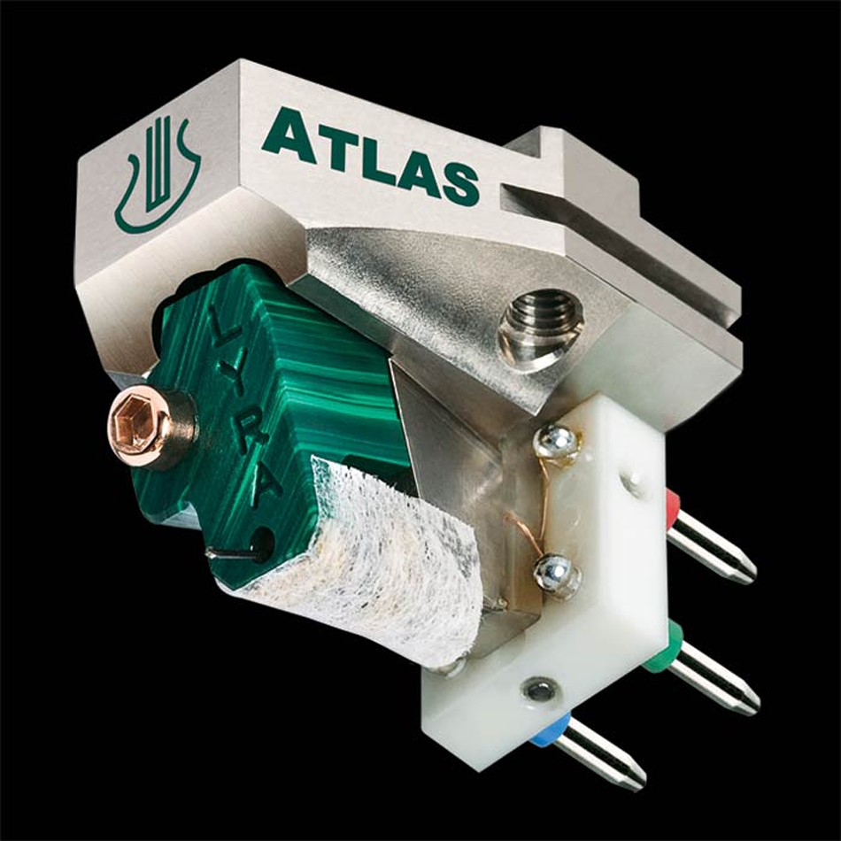 Lyra Analog Atlas Cartridge