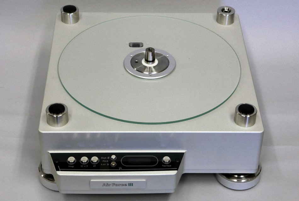 TechDAS Air Force 3 Turntable