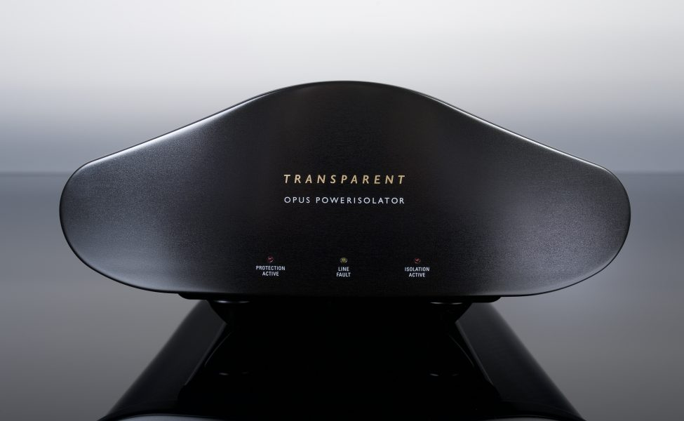TRANSPARENT OPUS POWERISOLATOR