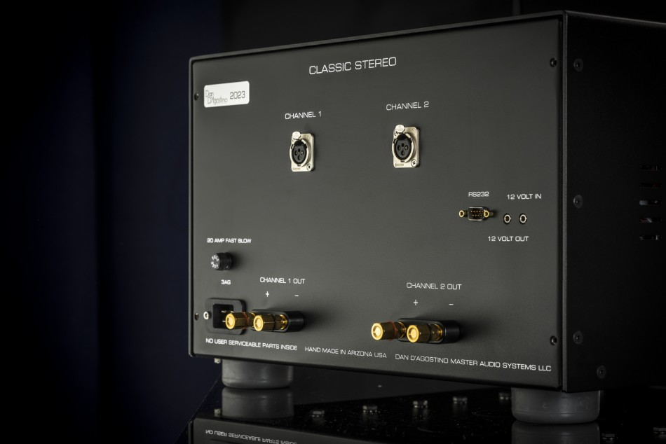 D'Agostino Classic Stereo