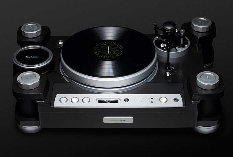 TechDAS Air Force Two Turntable