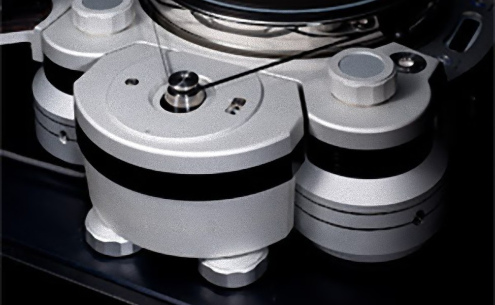 TechDAS Air Force One Turntable Motor
