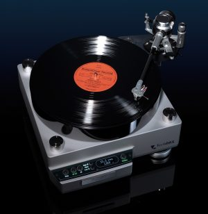Air Force V Turntable